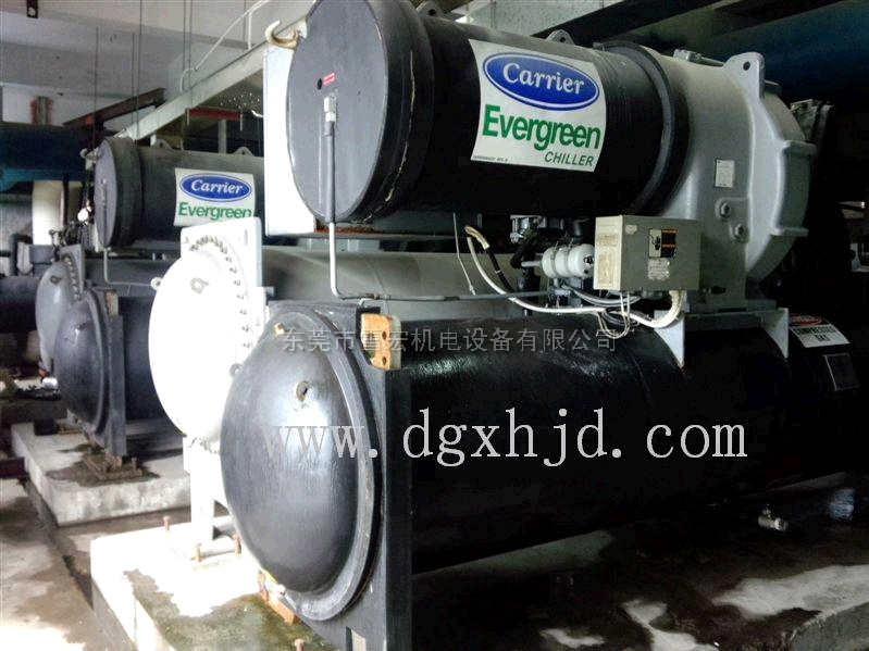 开利离心式冷水机组保养与维修