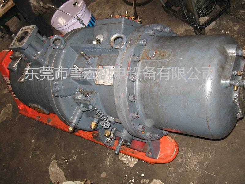 汉钟r570w螺杆机维修