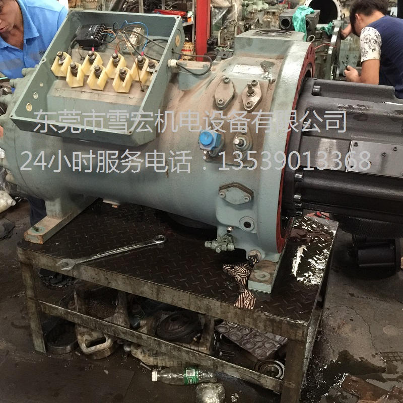 17001日立压缩机维修